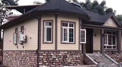 江西轻钢房屋(美麟板-木纹系列)