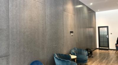 纤维水泥板抛光面项目(工业风内装)