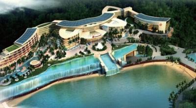 南海湾白天鹅五星级酒店
