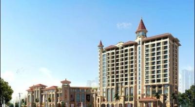 广州碧桂园豪庭五星级标准酒店