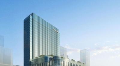 广州立白国际商务大厦